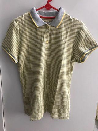 Polo Shirt Stripes GIORDANO
