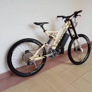 Norco TeamDH eMTB 1200W Bicycle