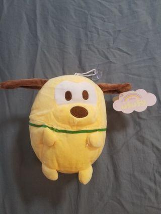 迪士尼布魯圖公仔 Disney ufufy Pluto #MTRtko