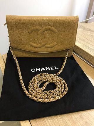 Chanel Timeless Classic WOC 24k
