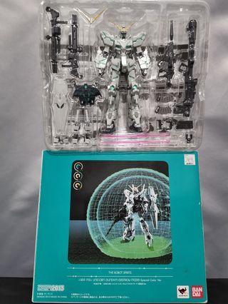 Robot魂 獨角獸高達 Unicorn Gundam 魂展限定 9成新