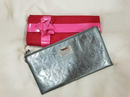 Original Pre-Loved Kate Spade and Michael Kors Clutch
