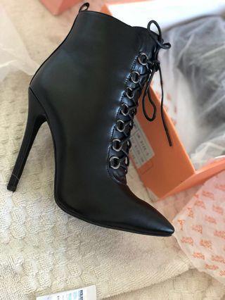 Public Desire Lace up heel