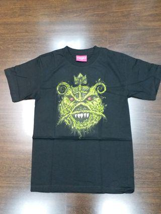 MISHKA COTTON KNIT TEE WITH PRINT ( MADE IN USA)