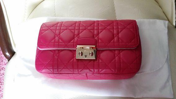 🚚 Miss Dior Promenade Pouch Clutch Bag