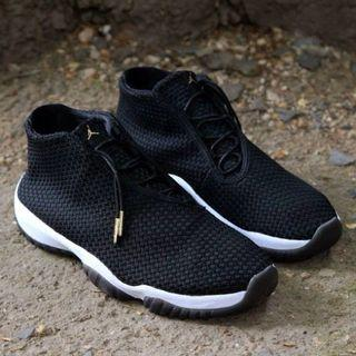 🚚 AIR JORDAN FUTURE BLACK US8.5