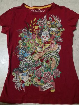 Women Tshirt BodyGlove