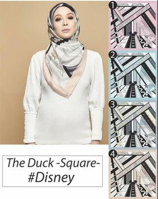Duck scarves and shawls