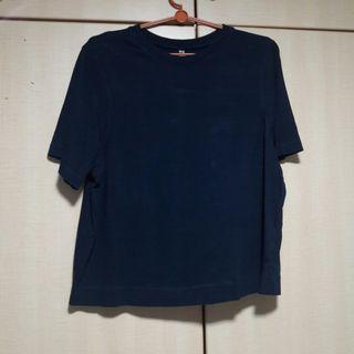 UNIQLO Navy Blue T-shirt