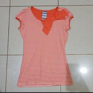 Line top orange