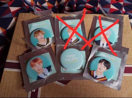 [WTS] BTS 4th MUSTER JAPAN BATCH