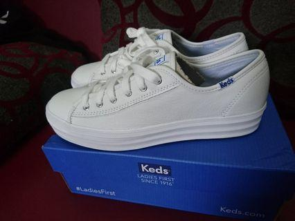Keds Triple kick Leather White 38 Original