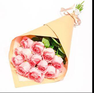 ♡PROMO♡ Mother's Day Pink Rose Bouquet
