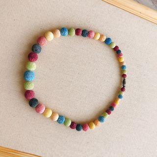 🚚 海灘度假 彩色串珠項鍊