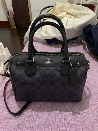 Coach Mini Bennet Bag