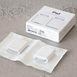 Apple 原廠 30-pin 接頭 iPad 用相機連接套件