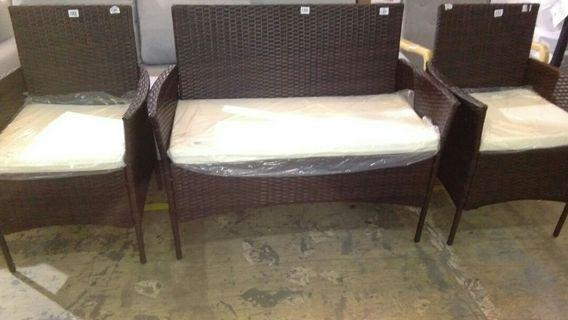 Sofa 4 or 5 seaters for Indoor or Outdoor