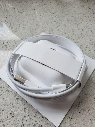 Apple IPhone Lightning Cable (IPhone 電源線)
