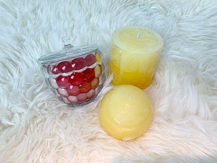 🚚 Candle Package