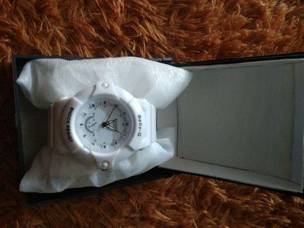 Jam putih