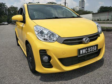 2011 perodua myvi 1.5 se (a) good condition lagi best