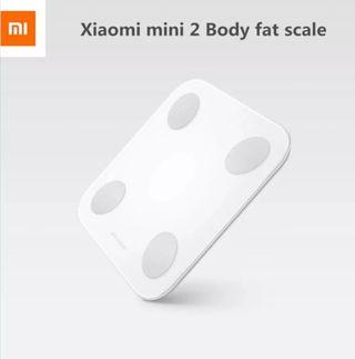 Xiaomi YUNMAI Mini 2 Balance Smart Body Fat Weight Scales English APP Control Hidden LED