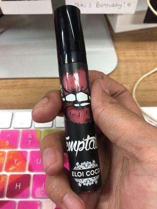 Lip cream Temptation