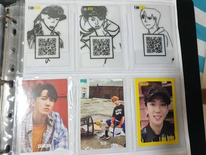 (Reduced to clear) Stray Kids Official Photocards