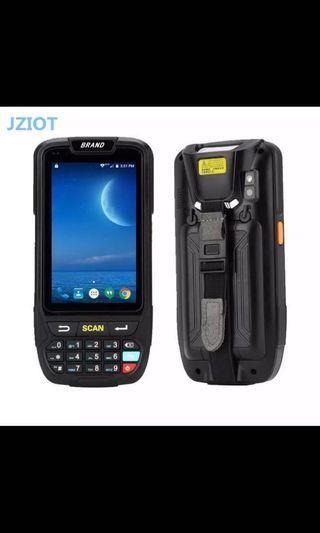 Android 4G手提移動終端PDA 數據採集器 無線掃描 盤點機
