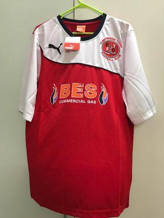 Fleetwood Town Home Jersey, Size L