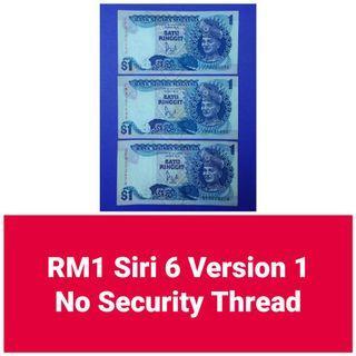 JanJun RM1 6th Siri 6 3pcs No Security Duit Lama