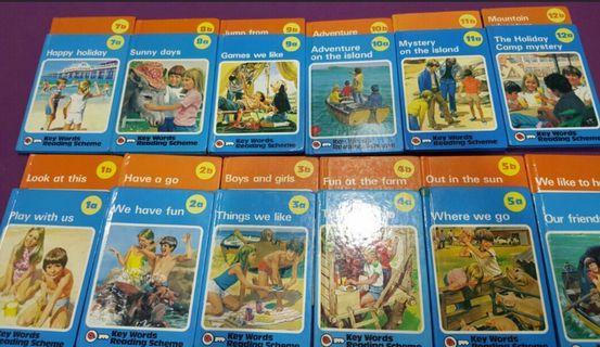 Peter & Jane set of 24 books