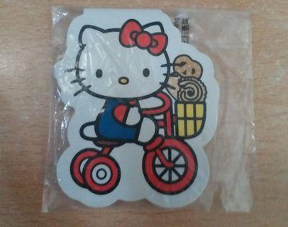 Hello Kitty memo
