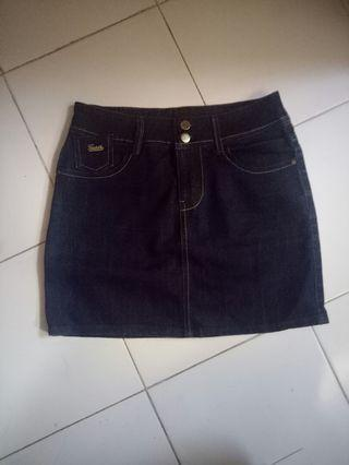 Rok Jeans Gucci