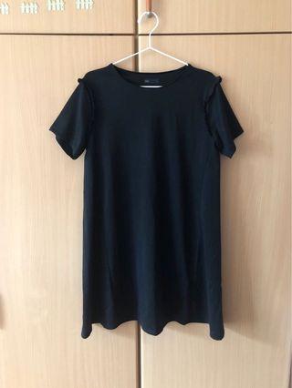 Seed little black dress