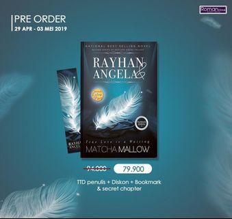 Novel- RAYHAN & ANGELA PLATINUM EDITION
