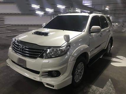 Fortuner 3.0 4X4AT