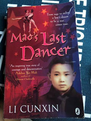 🚚 Mao's Last Dancer