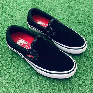 Vans Slip On Pro Size US 5 Black Original Second