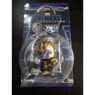 Hottoys Avenger cosbaby Keychain cosbsby hottoy thanos 匙扣