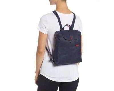 Longchamp le pliage backpack (limited edition)