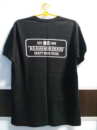 NBHD Neighborhood Tee