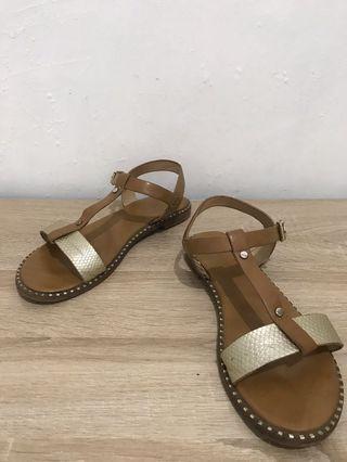 BATA Sepatu Sandal Coklat