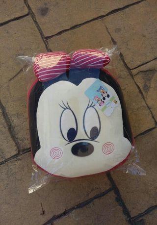 🚚 迪士尼米妮抱枕