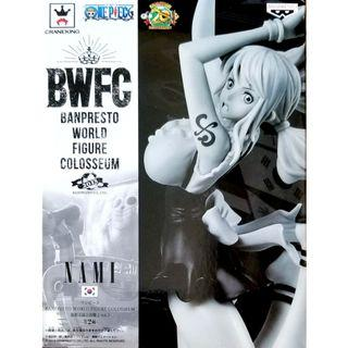 全新 Banpresto World Figure Nami 海賊王 One Piece