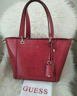 Guess Bag New Red