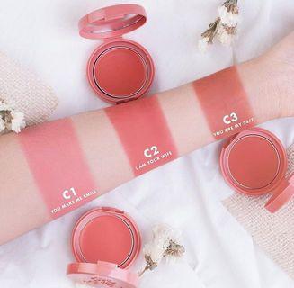 4u2 cosmetics soft matte blush