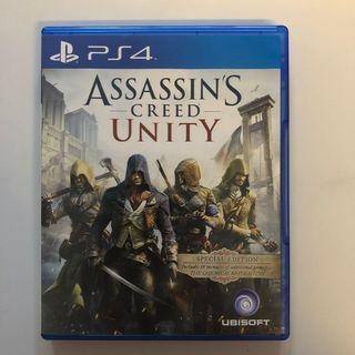 WTS- PS4 Assassin Creed Unity