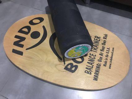🚚 INDO BOARD Original Deck & Roller