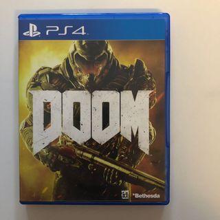 WTS- PS4 Doom